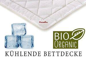 Paradies Bettdecke 155x220 cm Cool Comfort - die kühlende Sommerdecke 420 Gramm