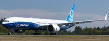 JC WINGS LH4160 1/400 BOEING COMPANY B777-9X (HOUSE COLOR) N779XW WITH ANTENNA