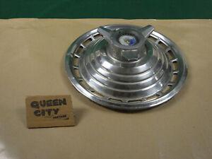1963 64 65 66 67? Ford Falcon/Ranchero/Fairlane knockoff style tri-bar hubcap