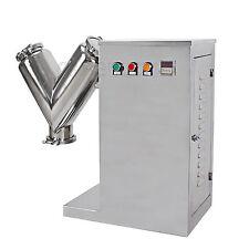 V-10 Pulvermischer Proteinpulver Mischer Maschine Blender Pulver Mixer Best 2.8L