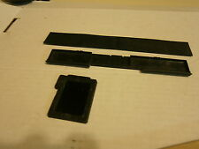 82816 used rear port cover/rubber strip/rect  cover from panasonic cf-71 laptop