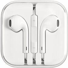 (2X) OEM Apple Earphones 3.5mm iPhone 5 5s 6 6s EarPods with Remote Mic +Case
