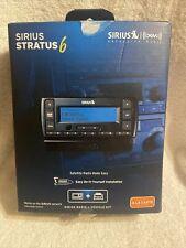 Sirius Stratus 6 Satellite Radio Vehicle Kit