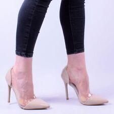 Party Standard Width (D) Slim Court Heels for Women