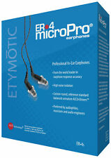 ER4S microPro Precision Matched Balanced Armature Driver In-Ear Earphones