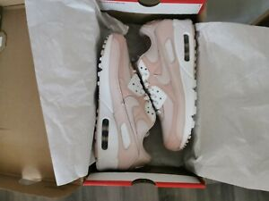 Nike Air Max 90 Pink Women's Trainers UK6