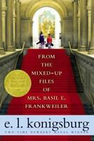 From the Mixed-Up Files of Mrs. Basil E. Frankweiler Paperback Book New 1987 NYC