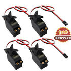 4PCS Standard Steering Gear Servo for S3003 RC On Off Road Car Touring Boat Toy