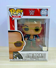 Funko Pop! #46 Wwe - The Rock Chase Exclusive - Missing Sticker