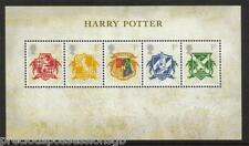 GB MNH STAMP MINIATURE SHEET 2007 Harry Potter SG MS2757 UMM