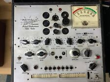 Vintage Hickok 533A tube tester. working!