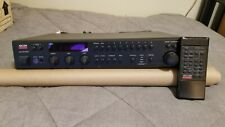 Adcom Preamp & Tuner Gtp-500 Ii | w/Remote, w/Manual, Vintage, Working Fm