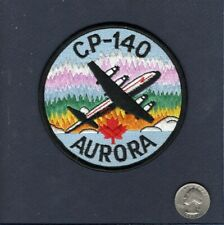 Original CP-140 AURORA P-3 ORION Lockheed RCAF Canadian Squadron Patch