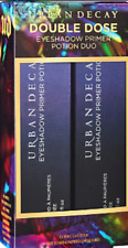 Urban Decay Double Dose Eyeshadow Primer Potion Duo Set *100% Authentic *Boxed