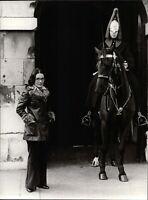 Nana Mouskouri - Vintage Press Photo Photo Norbert Unfried (U-8307