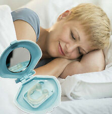 FD1593 Silicon Gel Anti Snore Cessation Stop Noise Snoring Clip Sleep Aid G