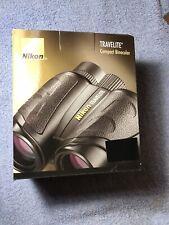 Nikon Binoculars Travelite 8 X 25 Number 7277