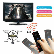 MX3 2.4GHz Wireless Air Fly Mouse Keyboard Remote Control For Android TV Mac PC