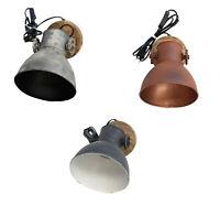 Wandlampe Deckenlampe Deckenspot Wandspot Spot Lampe Strahler Retro Vintage NEU