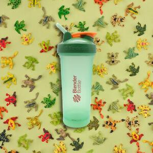 Blender Bottle Special Edition Classic 28 oz. SpoutGuard Shaker - Jungle Gym