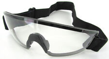 Harley Davidson Unisex 'HDSMASKCLEAR' Sport Sunglasses, Black/Clear