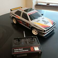 Radio Shack Audi Quattro RC Rally Car (WORKS)