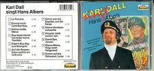 """KARL DALL singt Hans Albers  - CD Karussell  - Fast Neuwertig """"La Paloma"""" u.a."""
