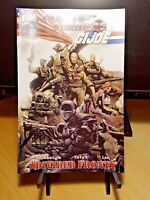 TRANSFORMERS G.I Joe #1 Vol.2 PAT LEE Limited Edition Variant! FREE Stickers!
