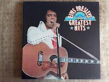 Elvis Presley – Elvis Presley's Greatest Hits - BOX 7 LP