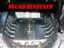 Sound Deadener Mat Automotive deaden deadening 70mil 100sqft Free Dynamat Sample
