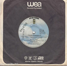 GLENN FREY I Found Somebody / She Can't Let Go  45 - The Eagles
