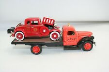 National Motor Museum 1941 Chevy Flatbed Truck 1932 Red Fire Chief car
