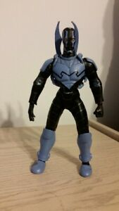 custom 9 inch BLUE BEETLE famous covers mego action figure   TEEN TITANS