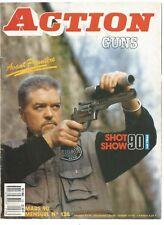 ACTION  GUNS N°128 SSK INDUSTRIE / LUNETTE DE TIR / TUBAL 8 FIELD PISTOL / 22 LR