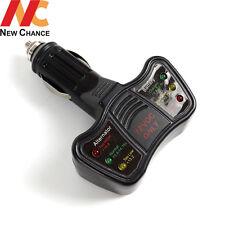 New Easy Quick Alternator Battery Tester 12V System LED Trucks Cars Testing