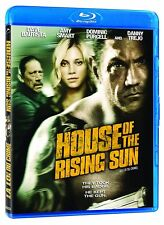 HOUSE OF THE RISING SUN - BLU RAY Movie -David Bautista - Brand New & Sealed