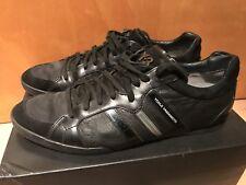 e68ff0635f7f Adidas Y-3 Sala Men s Sneakers Black Black Gunmetal G63588 Size 10 US