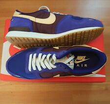 """Nike Air Vortex UK 7 """"Deep Royal Blue/Brown Tan"""" New With Minor Marks Reduced"""