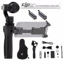 DJI Osmo 3-Axis Handheld Gimbal Stabilizer SteadyGrip & Extra Battery