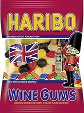 Haribo Wine Gums / Winegums (140g) - British Sweets/Candy