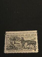 US Scott #1130, Silver Centennial Stamp, MNH