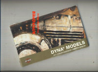 Harley Dyna Models (2011) Genuine Owners Riders Manual Hand-Book FXD Glide CF81