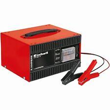 EINHELL CC-BC5 Cargador Batería de Coche Carcasa de Chapa Acero 12V, 16 A, 80 AH