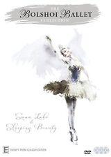 Bolshoi Ballet Collection DVD NEW Swan Lake Sleeping Beauty