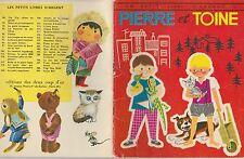 Pierre et Toine Petit livre d'argent  N°190