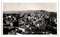 Bird's-Eye View of San Francisco, CA Postcard