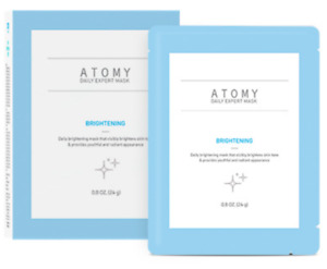 Atomy Daily Expert Mask Brightening Synergy Beautify Hydrogel 10 Sheets NEW