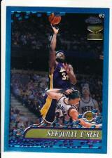New listing SHAQUILLE O'NEAL 2001-02 TOPPS CHROME, #1