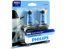 2x NEW PHILIPS CRYSTAL VISION H4 9003CVB2 HEADLIGHT FOG LIGHT MADE IN GERMANY