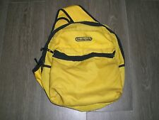 Official Vintage Nintendo Yellow & Black Backpack in GREAT COND! Genuine